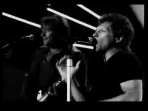 Bon Jovi - Walk Like A Man