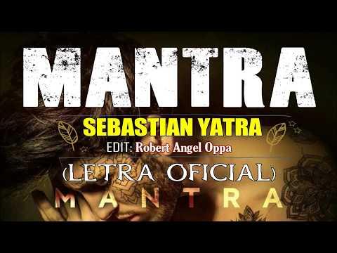 Sebastián Yatra - Mantra LETRA OFICIAL © 💔
