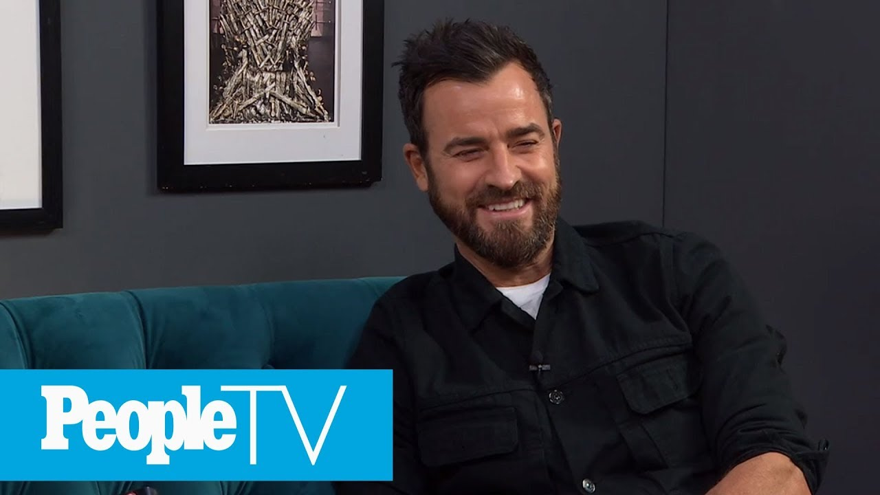 Justin Theroux Impressed Ben Stiller With His Breakdancing Moves | PeopleTV