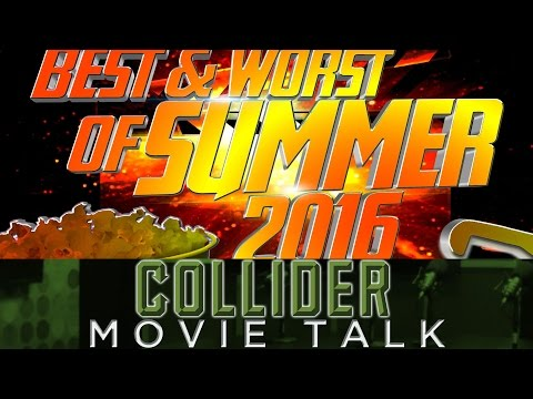 Best and Worst Movies of Summer 2016, Spider-Man: Homecoming Leaked Pics? - Collider Movie Talk