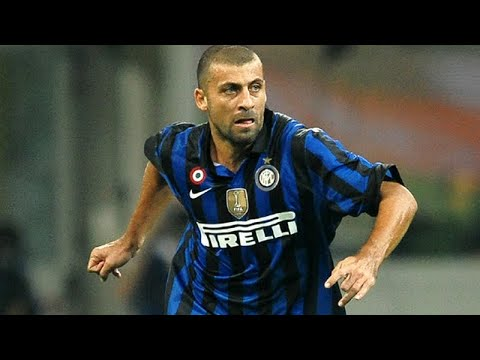 Walter Samuel ● The Wall [Insane Defensive Skills]