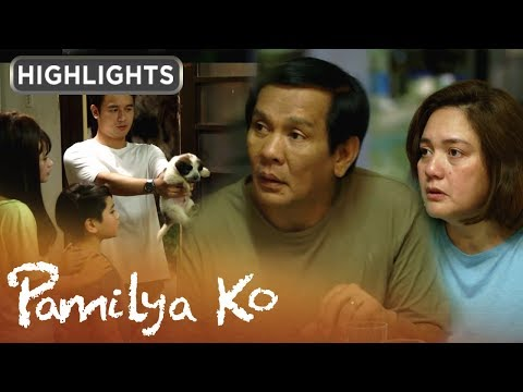 Chico umuwi na sa kanyang pamilya | Pamilya Ko (With Eng Subs)