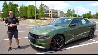 Does the 2020 Dodge Charger SXT have ENOUGH power or just BUY a Charger R/T?