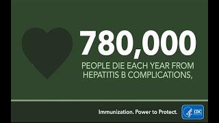 Hepatitis B - #VaccinesByTheNumbers