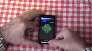 Процесс альтернативной прошивки на примере Sony Ericsson X10i(На видео показываю процесс того, как установить альтернативную прошивку для смартфона из рекавери (recovery)...., 2015-03-25T20:14:45.000Z)