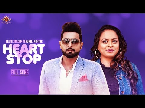 New Kid On The Block : HEART STOP - GEETA ZAILDAR Ft. GURLEJ AUKHTAR (Official Song) JAY TRAK | RMG
