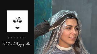 Балаяж | Окрашивание волос балаяж