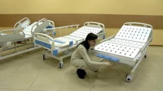 Медицинские кровати (mrg-shop.com.ua)(В процессе реабилитации больного очень важен комфорт и спокойствие. Компания Медмаркет Реабилитация предо..., 2017-02-24T08:23:14.000Z)