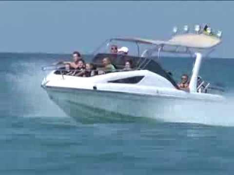 Крым катер Kasatka