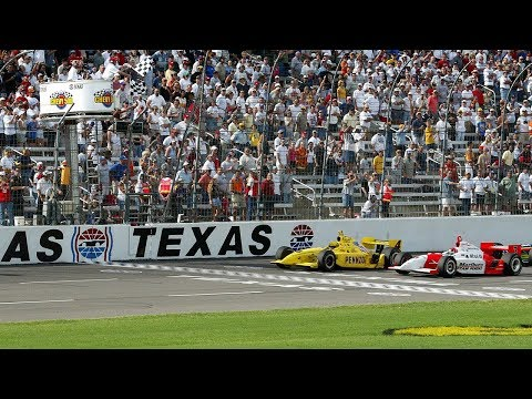2002 Chevy 500 at the Texas Motor Speedway