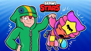 POLOWANIE NA SANDIEGO *nowa legenda!*  - BRAWL STARS z Admirosem