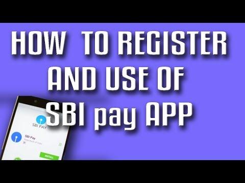 How To Register And Use SBI pay App | SBI pay UPI App | UPI App explained