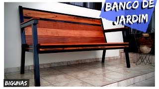 BANCO DE JARDIM - Park Bench