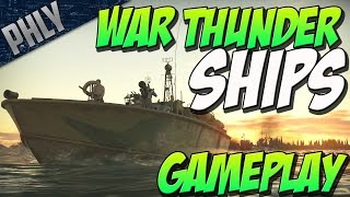 SHIPS ARE HERE! - American Elco PT-314 (War Thunder Ships Gameplay)