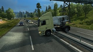 Euro Truck Simulator 2 Player Funny #Truck #Toy #For kid