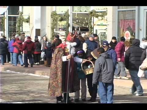 Clear Creek County Georgetown Christmas Market - YouTube