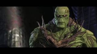 Injustice 2 - Chapter 11 Firestorm Confronts Superman amp Batman quotSwamp Thing Tooquot Cutscene