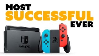 Nintendo Switch OFFICIALLY Best Launch Ever! - The Know Game News