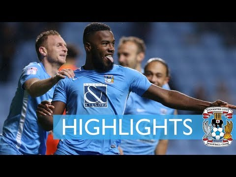 Highlights | Coventry 2-0 Carlisle