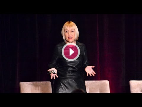 Cindy Gallop: Be A Force For Change - 3% Conference