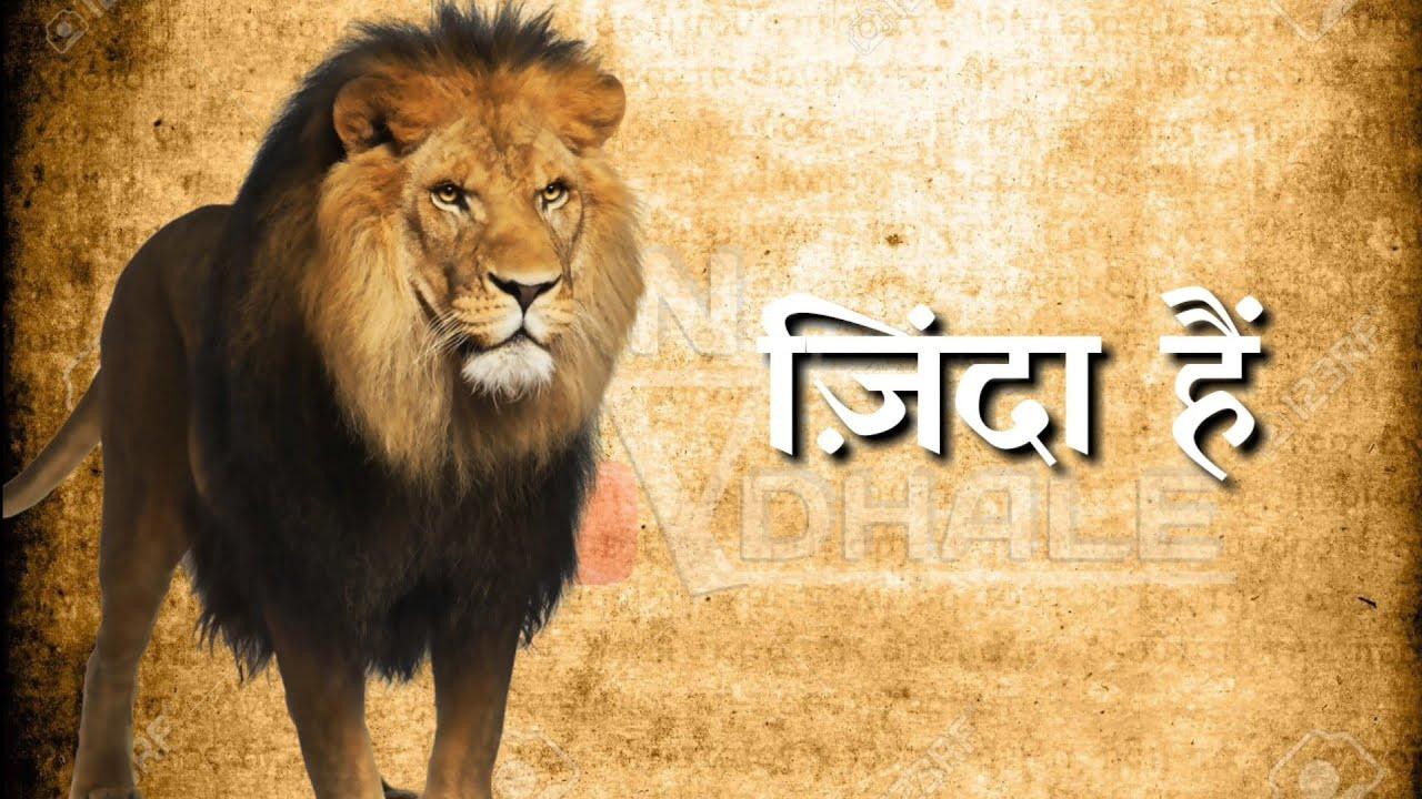 Bhaigiri Status👊    Attitude Status🤘   Comeback💪 Kiran Andhale😎  Whatsapp Status#275