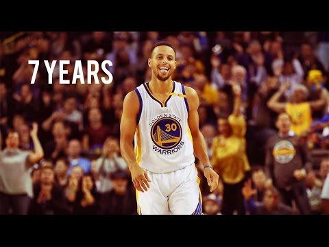 7 Years | Curry Vs Pelicans | 2016-2017...