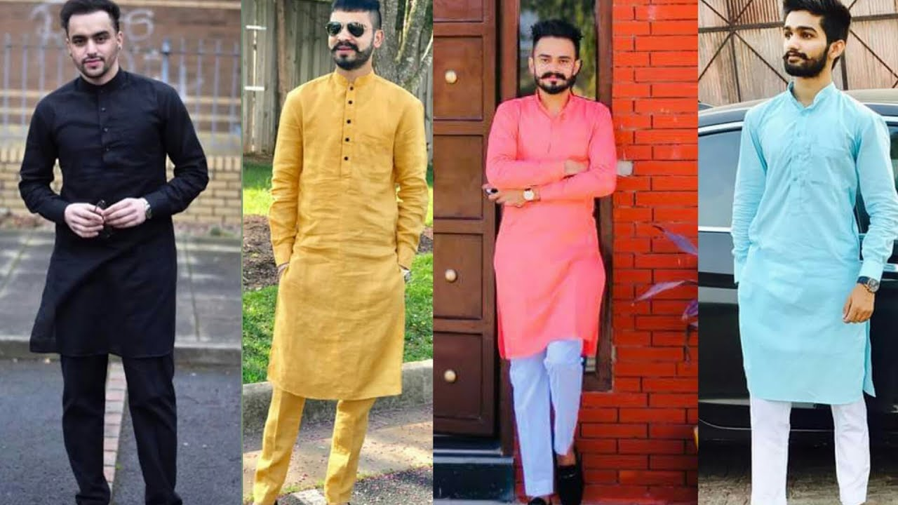 Punjabi Girls/Boys Kurta Pajama Trends