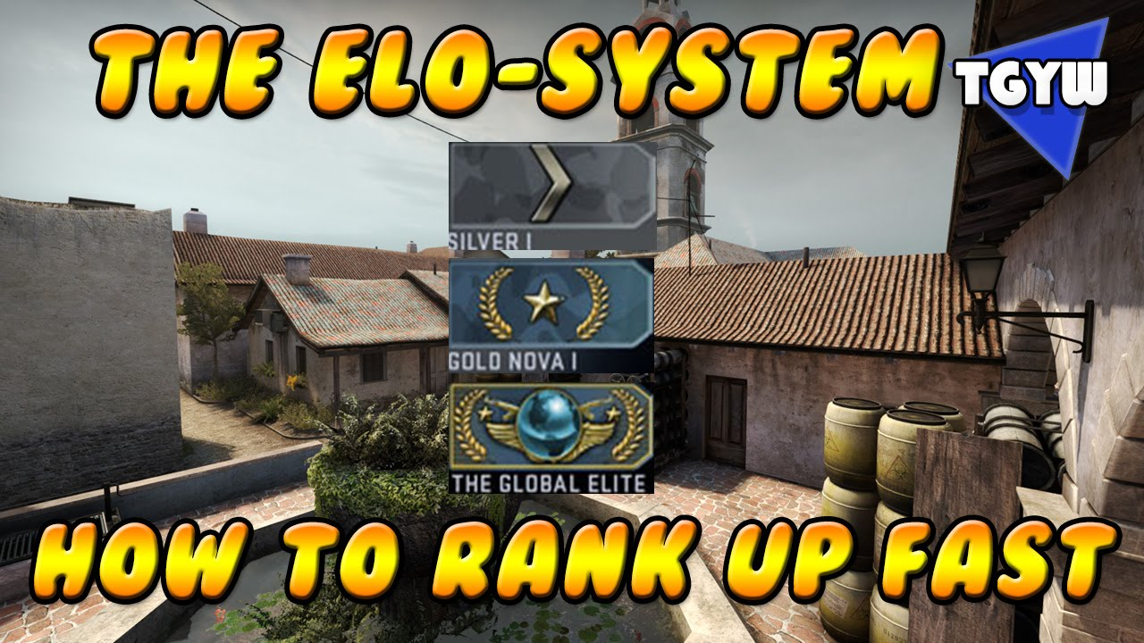 Story Of My CSGO Rank! - YouTube