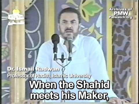 Curious islam martyr virgins talk