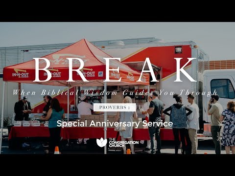 Special Anniversary Service