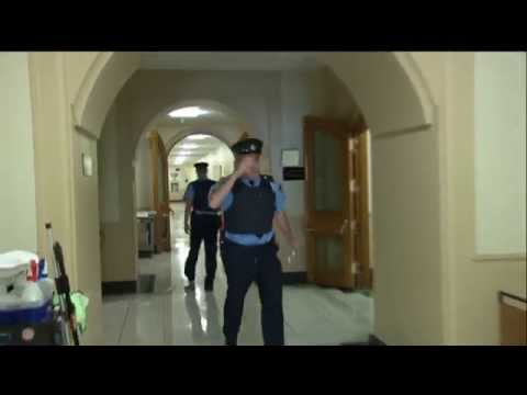 RAW: Ottawa Shooting Parliament Hill evacuation