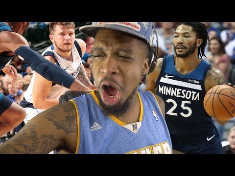 LUKA FOR THE WIN!? TIMBERWOLVES vs MAVS HIGHLIGHTS REACTION Mp3
