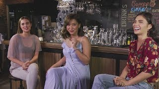 All Access: Daring love secrets from Lovi Poe and Max Collins  | GMA One
