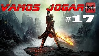 17 - Dragon Age Inquisition Detonado (Português) – A Sucessora, Fairbanks, Qun