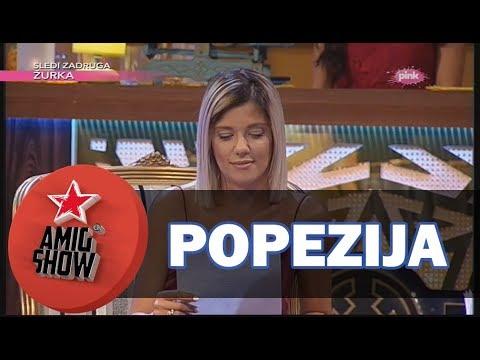 PoPezija - Ami G Show S11 - E01