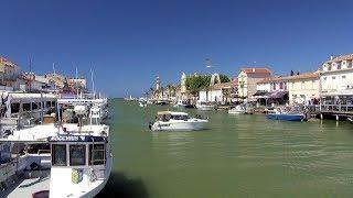 Le Grau du Roi Port Camargue, France [HD] (videoturysta.eu)