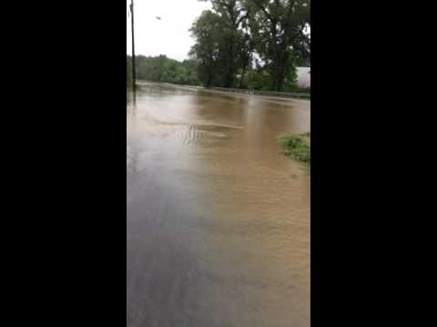 Flooding in Collinsville IL
