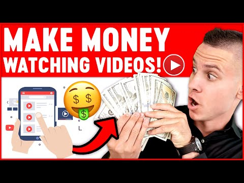 Earn $50 Per Hour WATCHING Videos! Available Worldwide (Make Money Online)