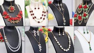 9 Beautiful Handmade Jewelry Necklace Ideas !!! DIY Handmade Things