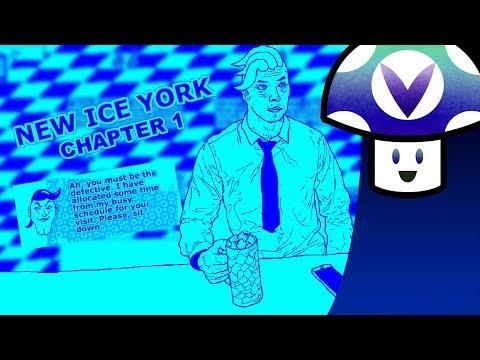 "[Vinesauce] Vinny - ""New Ice York (Chapter 1)"" by magicdweedoo"