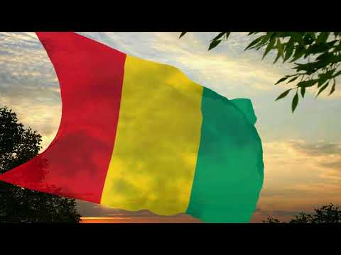 Flag and anthem of Guinea