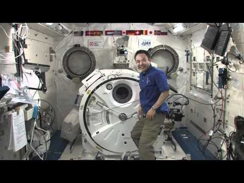 Station Crew Member Questioned by Japanese Media