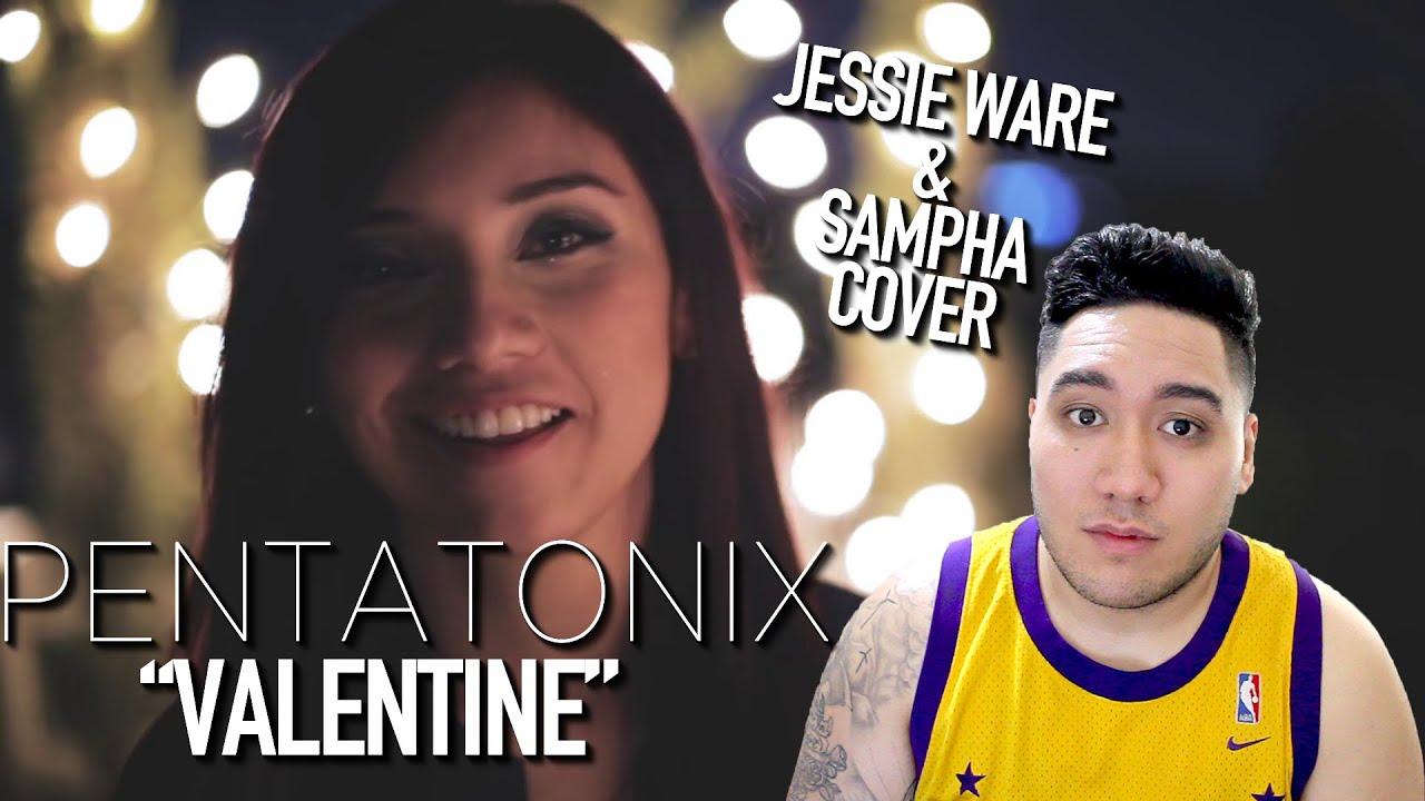 Pentatonix   Valentine (Jessie Ware U0026 Sampha Cover) REACTION!!!   YouTube