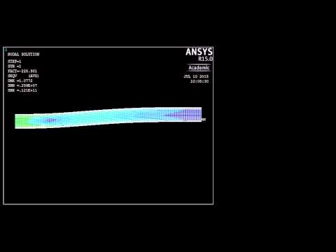 Local Buckling Analysis of Subsea Pipeline using FEM in ANSYS