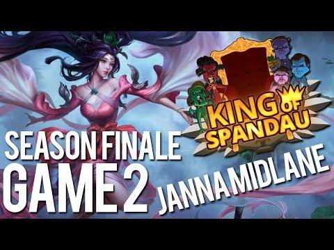 Janna Midlane?! | Finale des King of Spandaus Game 2