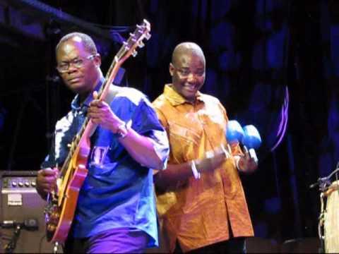 Orchestra Baobab 2008