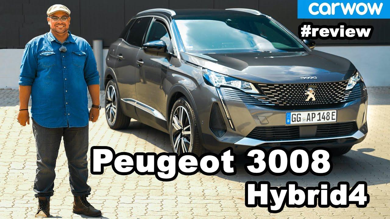 Peugeot 3008 Hybrid4 - Ist der Technik-Bruder vom Opel Grandland besser? Test / Meinung / Urteil