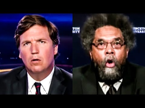 Cornel West Makes Tucker Carlson Look Like Total Fool On Fox