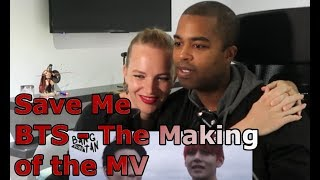 Save Me - BTS - The Making of the MV (REACTION 🎵)