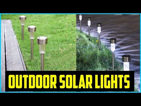 Top 5 Best Outdoor Solar Lights in 2019